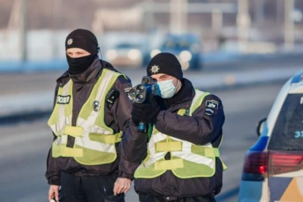 В Одесской области патрульные с радарами будут работать на 7 участках