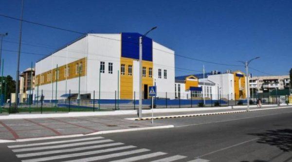 Дворец спорта в Измаиле планируют открыть к лету