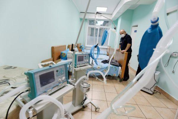 Одесская область срочно закупает концентраторы кислорода