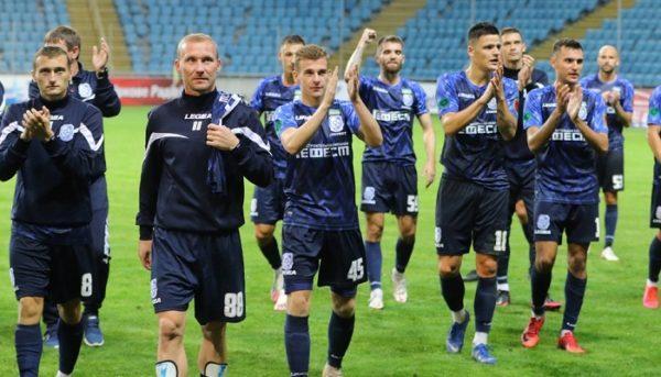 Черноморец добыл победу на выезде