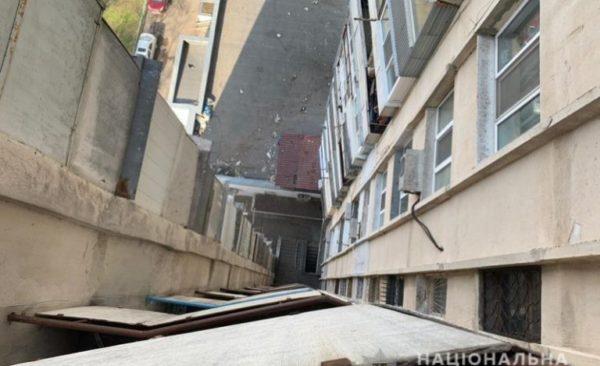 Уроженец Арцизского района выпрыгнул из окна многоэтажки в Одессе