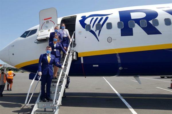 Rianair открывает рейсы из Одессы в Грецию
