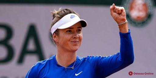 Одесская теннисистка обыграла первую ракетку России на турнире в Майами