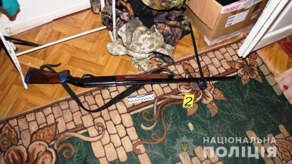 В Одесской области муж убил жену и пытался покончить с собой (видео)