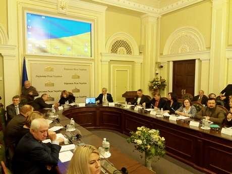 В Измаил с рабочим визитом прибыл комитет Верховной Рады по вопросам здравоохранения