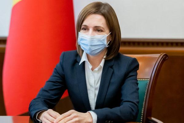 Президент Молдовы созывала совет по безопасности из-за консульства в Одессе