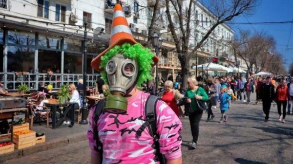 Юморина в Одессе проходит онлайн из-за карантина