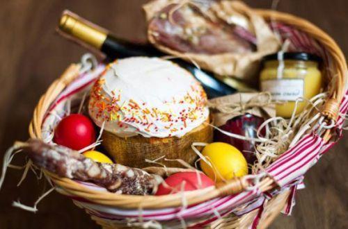 Украинцам пасхальная корзина обойдется на четверть дороже