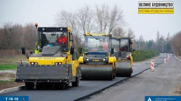 Облавтодор возобновил ремонтные работы на дорогах к курортам Белгород-Днестровского района