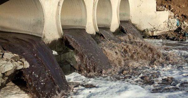 Молдова сливает нечистоты в реку Ялпуг
