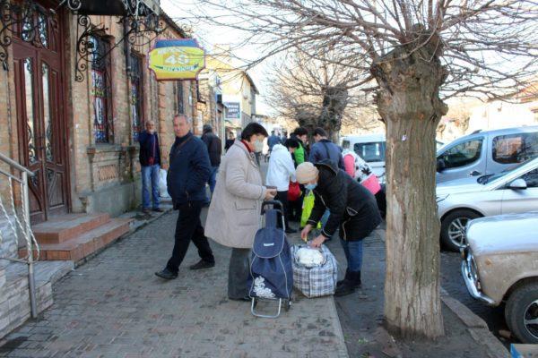 Предпринимателям в Белгороде-Днестровском не дают торговать