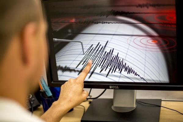 В нескольких районах Бессарабии было ощутимо землетрясение