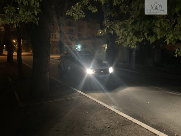 Патрульные в Измаиле обнаружили рюкзак с подозрительным содержимым