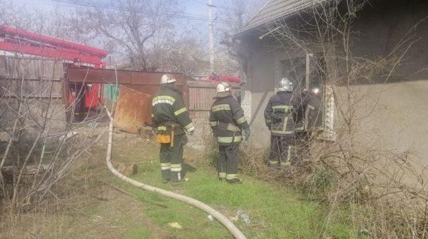 В Аккермане на пожарище обнаружили обгоревший труп мужчины