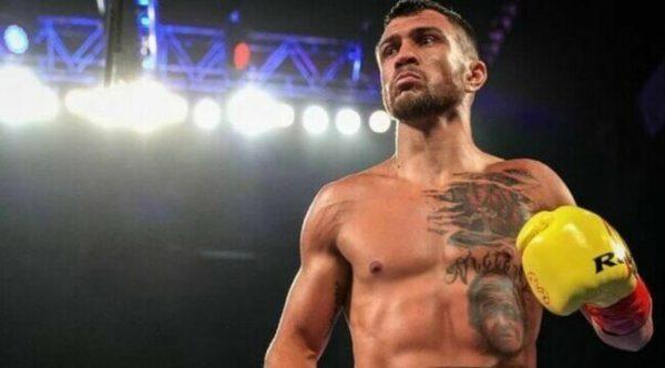 Мексиканский боксер хочет драться с Ломаченко