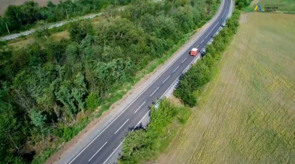 Ведутся дорожные работы на участке дороги КПП «Серпневое» — Тарутино — Арциз — Сарата