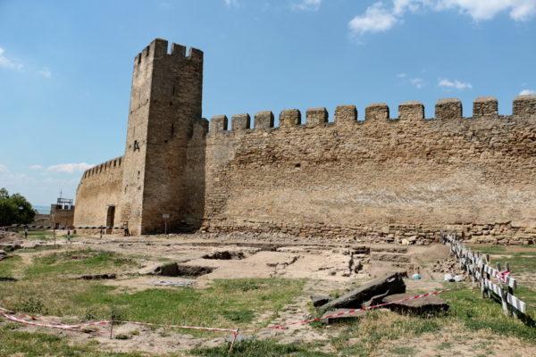 В Белгород-Днестровсвской крепости появится новый музей