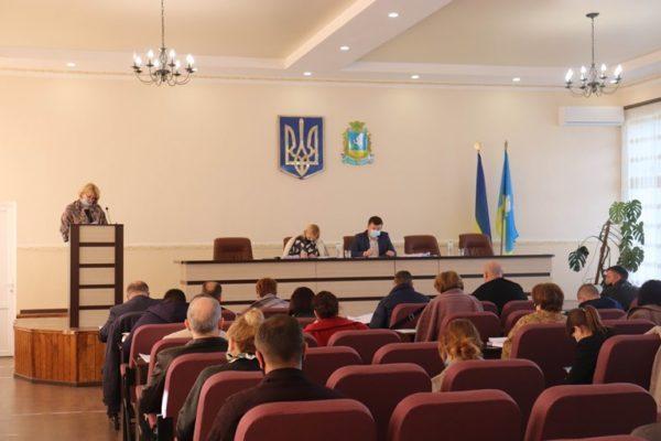 В Арцизской громаде состоялась девятая сессия городского совета