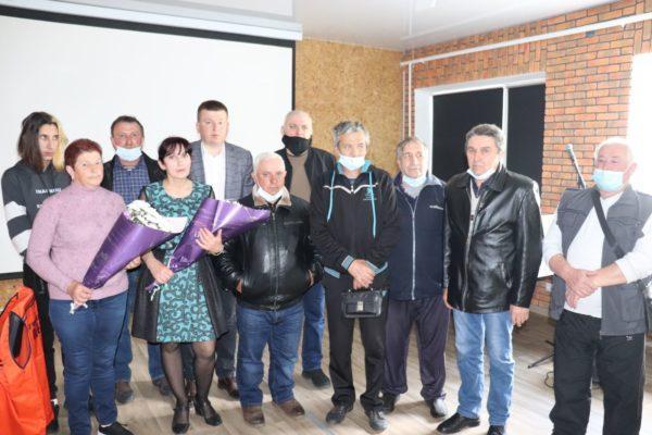 В Арцизской громаде почтили память ликвидаторов ЧАЭС