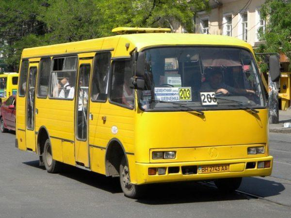 Стоимость проезда в одесских маршрутках может подорожать до десяти гривен уже летом