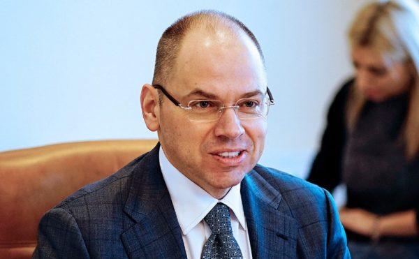 Эпидемия коронавируса в Украине пошла на спад, — Степанов
