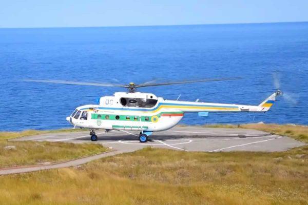 В Одесской области пограничники контролируют границу с воздуха