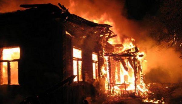 В Белгород-Днестровском районе страшный пожар оставил без крыши над головой многодетную семью