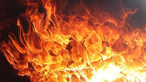 В Озерном Измаильского района горел жилой дом
