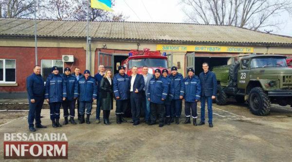 В Килийскую громаду вскоре доставят комплект спасательного оборудования из Канады