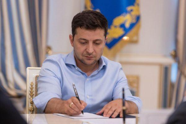Президент переназначил трех глав районов в Одесской области