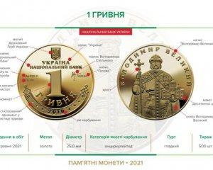 В Украине появится золотая гривна