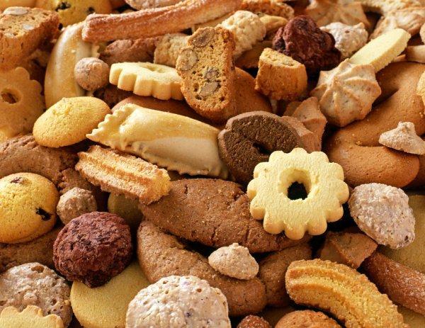 В Украине 90% печенья потенциально опасно