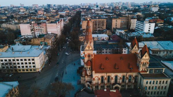 Кірха в Одесі — духовний центр лютеран України: зміни та перспективи