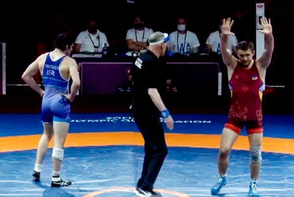 Спортсмен с Тарутино завоевал олимпийскую лицензию