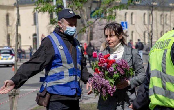 Полиция 9 мая не зафиксировала серьезных нарушений в Одесской области