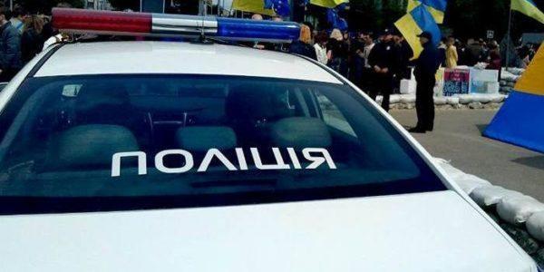 В Одесской области водитель без прав и его пассажир пытались подкупить полицейских