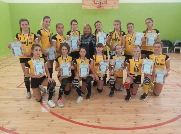 Арцизская волейбольная команда «Арси» признана лучшей в Одесской области