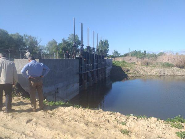 В ходе обследования дамб и шлюзов в устье Дуная выявлены проблемные участки
