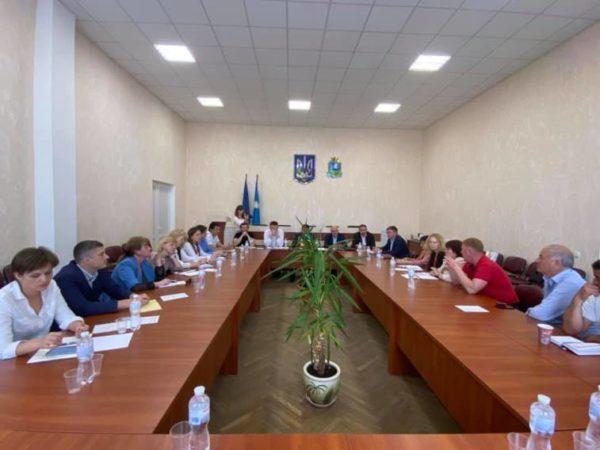 Сергей Парпуланский и Михаил Садаклиев выступили инициаторами проведения в Арцизе инвестиционного форума