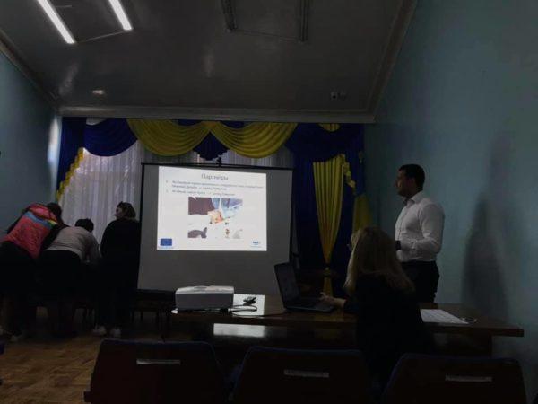 Килия приняла участие в проекте «Чистая река»