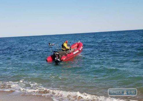 В море под Одессой вторые сутки продолжаются поиски мужчины