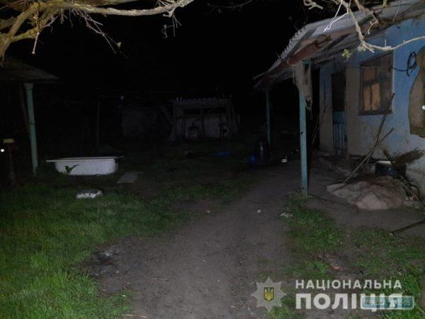 В Одесской области мужчина пытался сжечь женщину