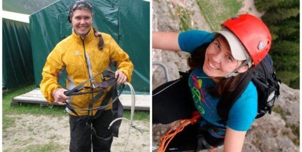 Пропавшую одесскую альпинистку Яну Кривошею нашли мертвой в горах