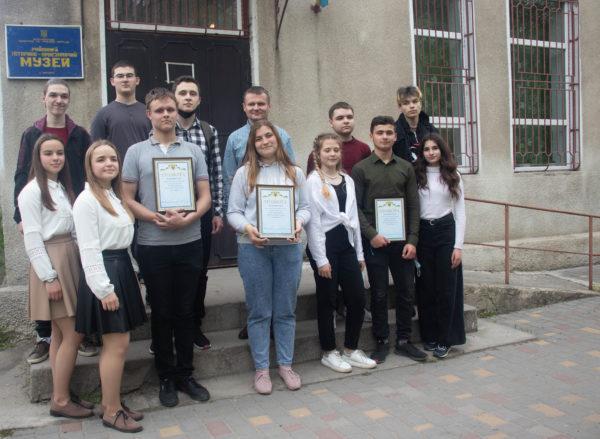Арцизские школьники приняли участие в историческом квесте