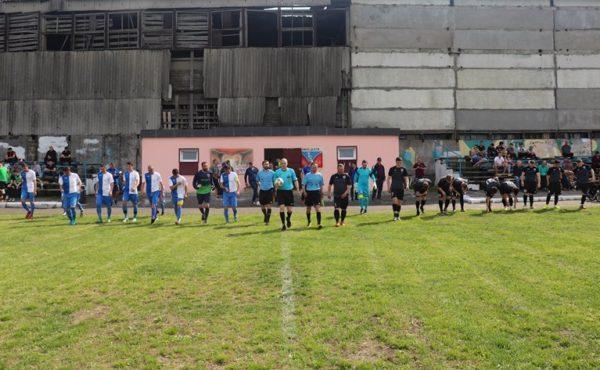 В Арцизе состоялась игра Первой лиги Одесской области по футболу .