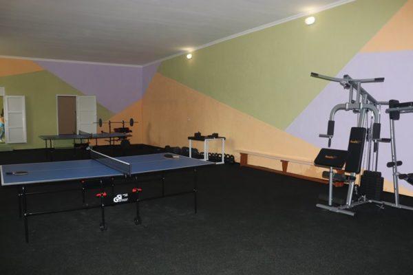 В селе Главани Арцизской громады открыли тренажёрный зал (ФОТО)
