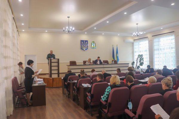 В Арцизской громаде состоялась десятая сессия городского совета