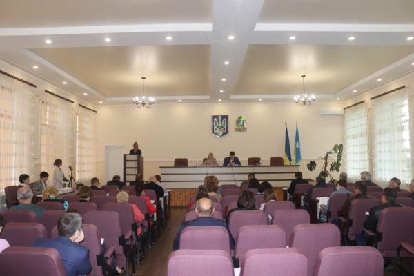 В Арцизской громаде распределили субвенцию из областного бюджета