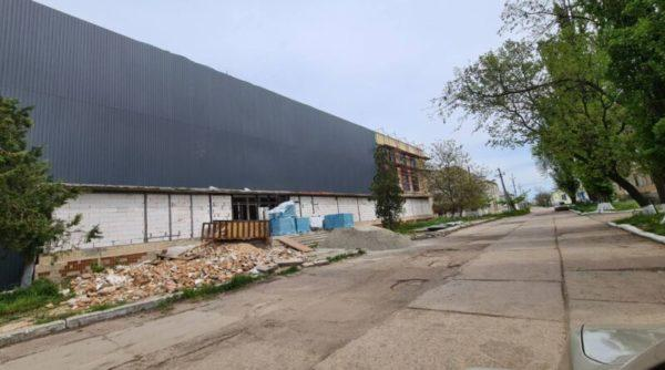 В Киилии на месте заброшенного здания появится новый супермаркет