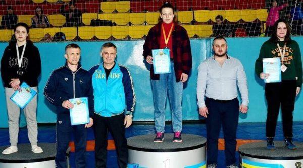 Воспитанница Белгород-Днестровской ДЮСШ стала чемпионкой Украины по вольной борьбе